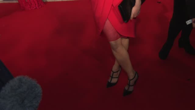 fashion at national television awards at 02 arena on january 22 2014 in london england - television awards stock videos & royalty-free footage
