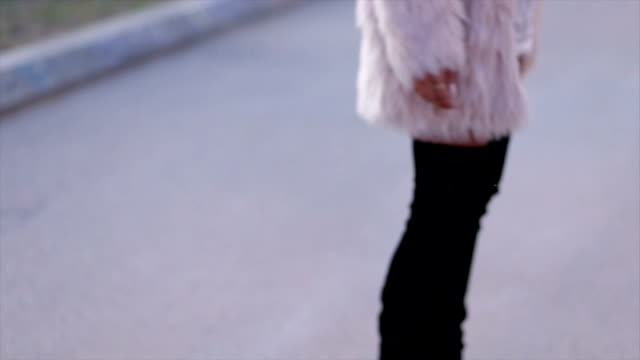 fashion blogger - fashion week stock videos & royalty-free footage
