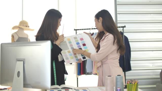 ファッションデザイナー - all shirts点の映像素材/bロール