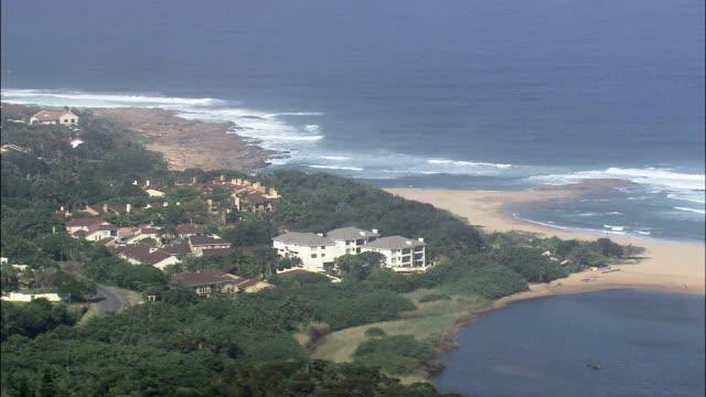 vídeos y material grabado en eventos de stock de vuelo rápido hacia abajo oribi gorge - vista aérea - kwazulu-natal, sudáfrica - kwazulu natal