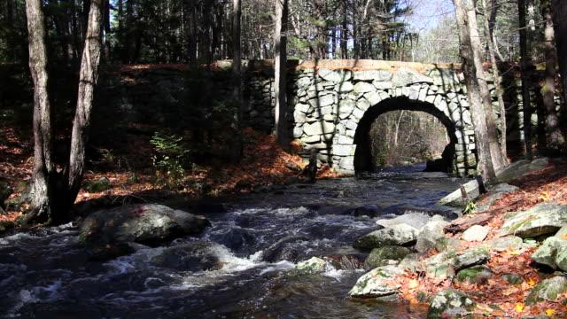Schnell fließende Fluss