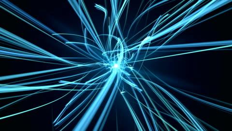 fast light trails - luminosity stock videos & royalty-free footage