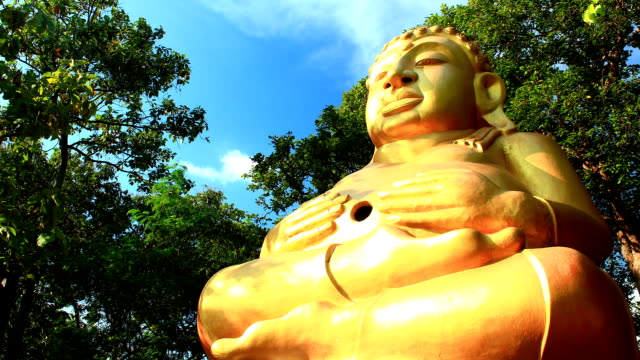 fat buddha image time lapse - buddha stock videos & royalty-free footage