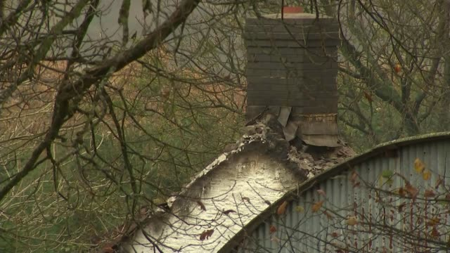 Father and five children feared dead in fire at Welsh farmhouse WALES Powys Llangammarch Wells EXT **Superintendent Jon Cummins press conference...