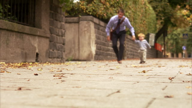 father and son sweden. - genderblend stock-videos und b-roll-filmmaterial