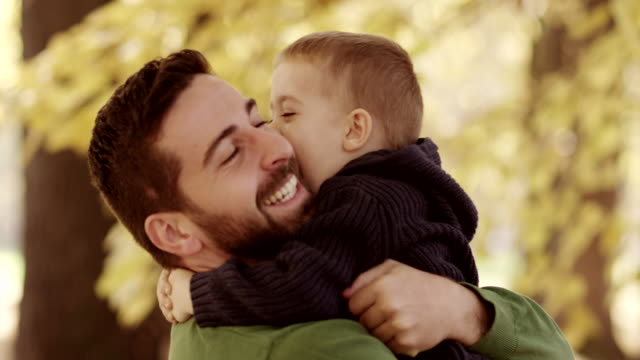 father and son - parent stock videos & royalty-free footage