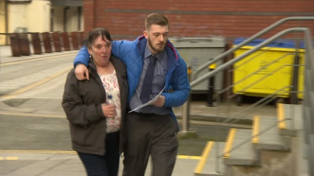 Father breaks down as court is told further treatment for his son is futile ENGLAND Liverpool EXT Tom Evans father of seriously ill Alfie Evans...