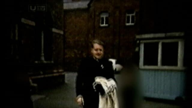 lib father brendan smyth along towards - northern ireland stock videos & royalty-free footage