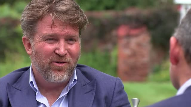 Father seeks student welfare shakeup after son's death ENGLAND EXT James Murray interview SOT University of Bristol building Leaves on tree in front...