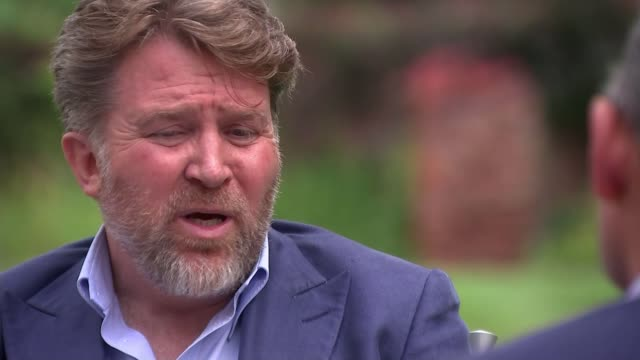 Father seeks student welfare shakeup after son's death ENGLAND EXT James Murray interview and setup shots with reporter SOT James Murray and reporter...