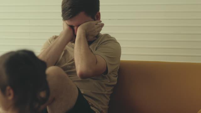 vídeos de stock e filmes b-roll de father story - single father
