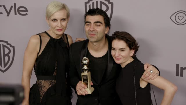 Fatih Akin at the Warner Bros Pictures and InStyle Host 19th Annual PostGolden Globes Party at The Beverly Hilton Hotel on January 7 2018 in Beverly...