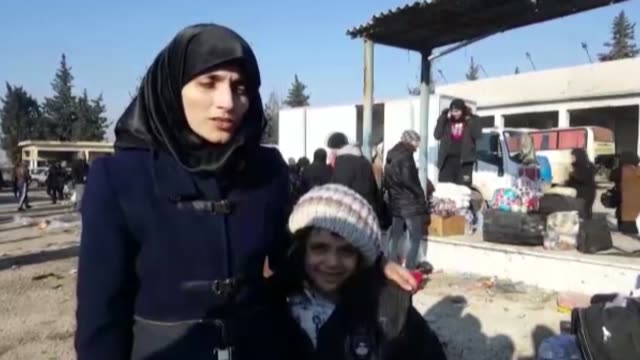 Fatma Alabed mother of 7year old Syrian Bana Alabed who recently captured the world's attention with her Twitter posts about her life under...