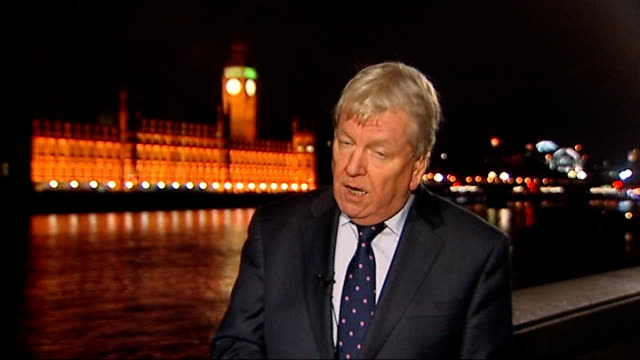 Andrew Lansley to make statement London Reporter to camera