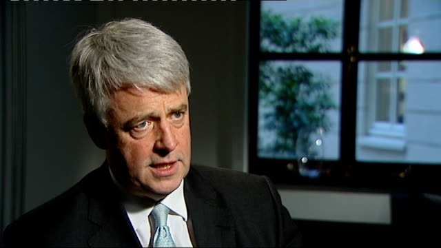 Cosmetic surgery firms challenge government advice Andrew Lansley MP interview SOT