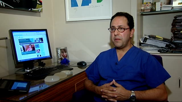 government review recommends no routine removal of implants David Ross interview SOT