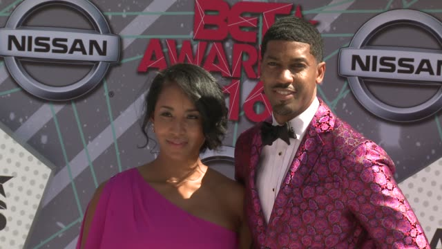 Faune A Chambers Fonzworth Bentley at 2016 BET Awards in Los Angeles CA