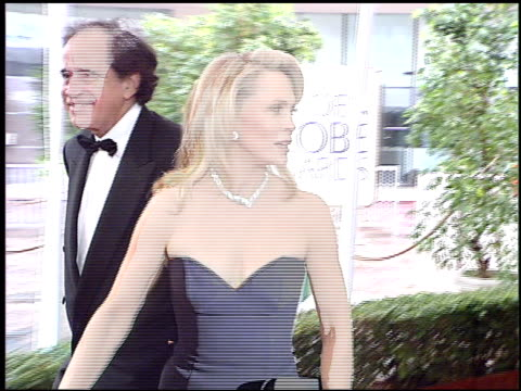 faye dunaway at the 1996 golden globe awards at the beverly hilton in beverly hills california on january 21 1996 - faye dunaway stock videos and b-roll footage