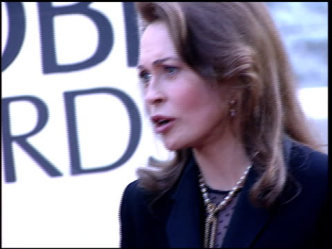 faye dunaway at the 1997 golden globe awards at the beverly hilton in beverly hills california on january 19 1997 - faye dunaway stock videos and b-roll footage