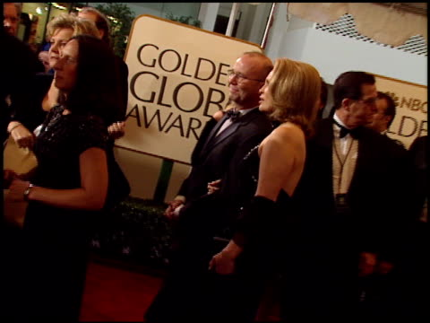 faye dunaway at the 1999 golden globe awards at the beverly hilton in beverly hills california on january 24 1999 - faye dunaway stock videos and b-roll footage