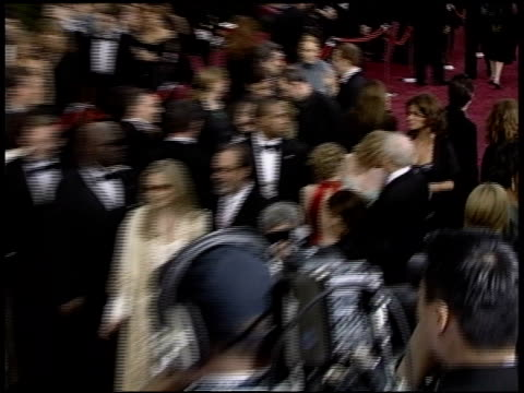 faye dunaway at the 2004 academy awards arrivals at the kodak theatre in hollywood california on february 29 2004 - faye dunaway stock videos and b-roll footage