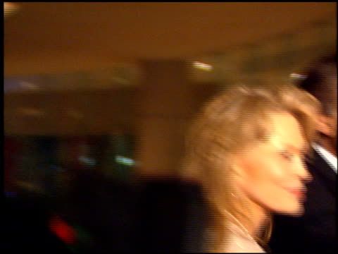 faye dunaway at the afi honors honoring clint eastwood entrances at the beverly hilton in beverly hills california on march 1 1996 - faye dunaway stock videos and b-roll footage