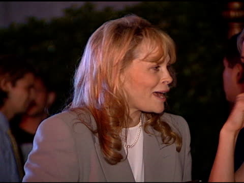 faye dunaway at the 'batman foreve'r premiere on june 9 1995 - faye dunaway stock videos and b-roll footage