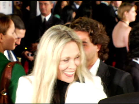 faye dunaway at the 'bobby' premiere arrivals at grauman's chinese theatre in hollywood california on november 1 2006 - faye dunaway stock videos and b-roll footage