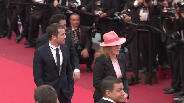 64th cannes film festival at cannes - faye dunaway stock videos and b-roll footage