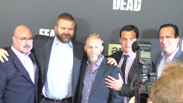 Worlds Best The Walking Dead Cast Stock Video Clips And