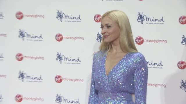 fearne cotton stephen fry at virgin money giving mind media awards at odeon leicester square on november 13 2017 in london england - fearne cotton stock videos & royalty-free footage