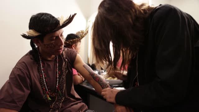 BRA: Bro MC's, Brazil indigenous rap group's rhymes of resistance