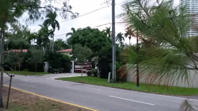 federal authorities have announced a temporary antimoneylaundering crackdown on pricey homes bought secretly with cash in miamidade county a mansion... - miami dade county stock videos and b-roll footage