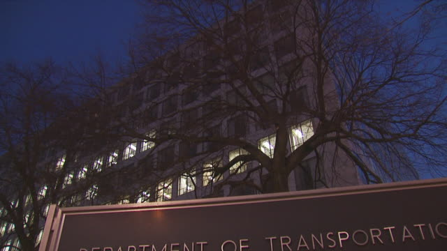 federal aviation administration building, usa - federal building stock videos and b-roll footage