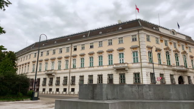 federal chancellery austria - traditionally austrian stock videos & royalty-free footage
