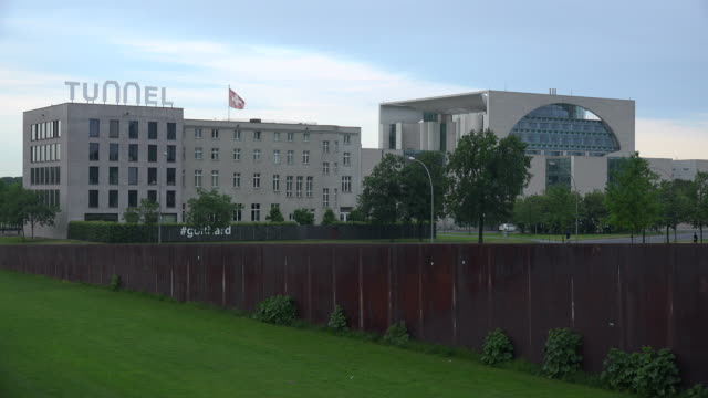 Federal Chancellery Building and Swiss Embassy, Berlin-Mitte, Berlin, Germany