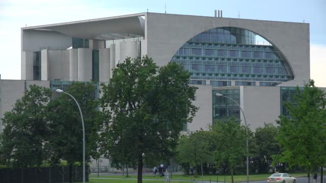Federal Chancellery Building, Berlin-Mitte, Berlin, Germany