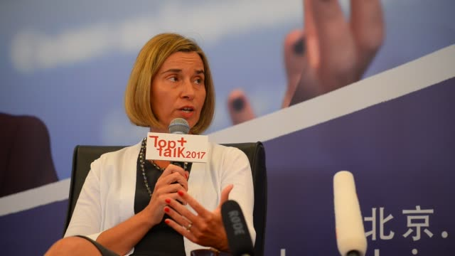 Federica Mogherini High Representative of the European Union for Foreign Affairs and Security Policy Vice President of the European Commission...