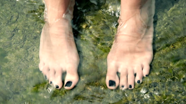 feet girl - fetishism stock videos & royalty-free footage