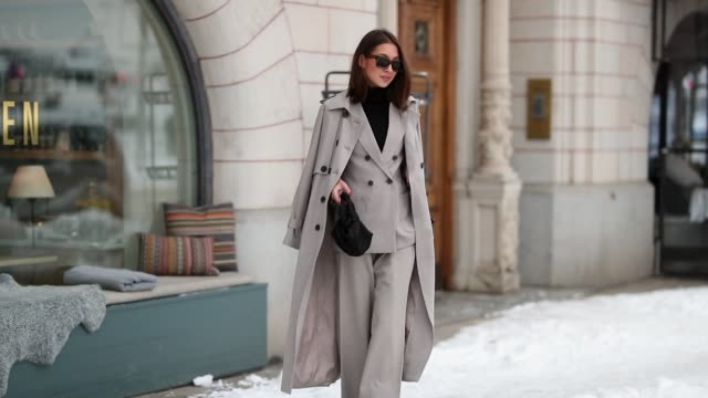 SWE: Street Style - Stockholm Runway February 2019