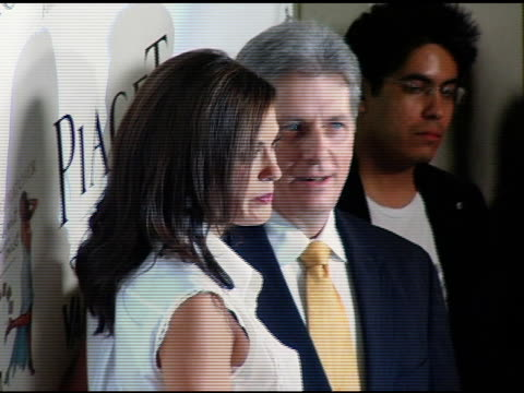 felicity huffman and teri hatcher at the 'burnt toast and other philosophies of life' by teri hatcher after party at aqua restaurant and lounge in... - teri hatcher stock videos & royalty-free footage