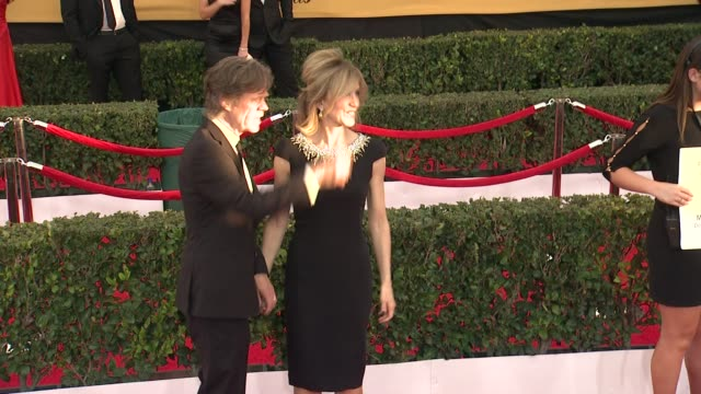 felicity huffman and william macy at the 21st annual screen actors guild awards arrivals at the shrine auditorium on january 25 2015 in los angeles... - will.i.am stock videos and b-roll footage