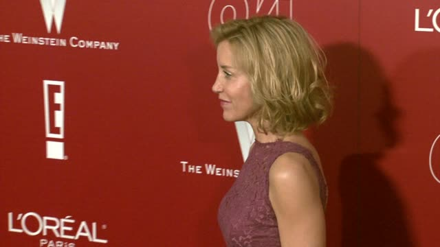 felicity huffman at the 2006 weinstein company preoscar party at the pacific design center in west hollywood california on march 4 2006 - pre party stock videos and b-roll footage