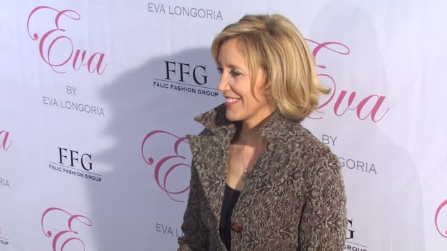 Felicity Huffman at the Eva Longoria Parker Fragrance Launch Party For 'Eva' at Hollywood CA