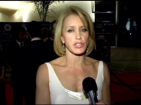 Felicity Huffman on her first time to the Palm Spring's Film Festival her Breakthrough of the Year Award reflecting on the success of the past year...