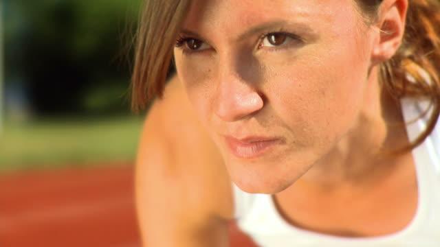 HD: Weibliche Athleten