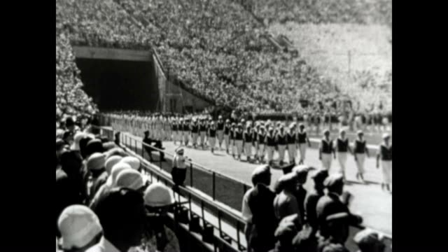 Female Athletes at the 1932 Los Angeles Olympic Games