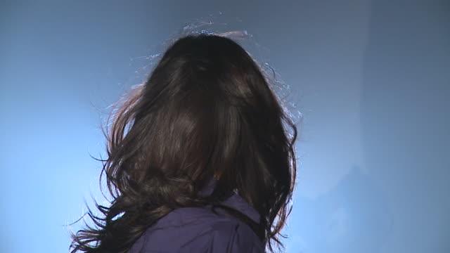 HD スローモーション:女性の美しさ