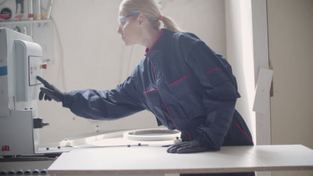 Vrouwelijke Carpenter