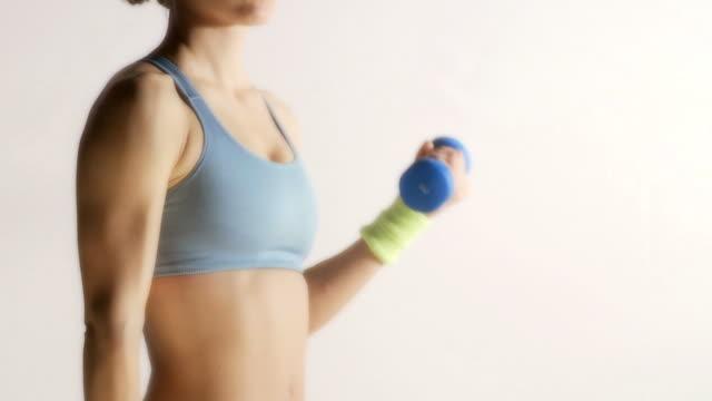 Weibliche Fitness